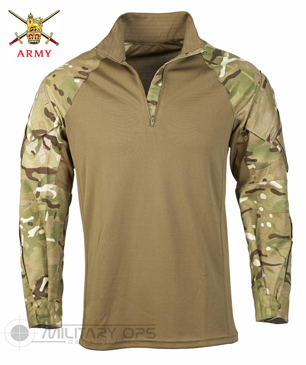 f29e3a47 British Army Issue Ubac Shirt MTP ( NEW) - MilitaryOps Ltd