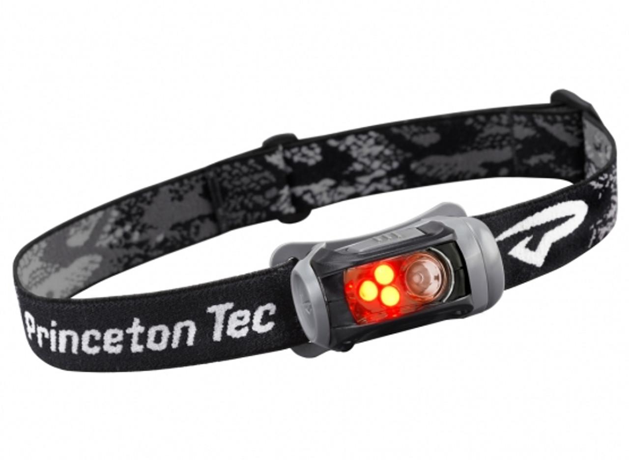 PRINCETON TEC BYTE WHITE HEAD TORCH LED ULTRA BRIGHT