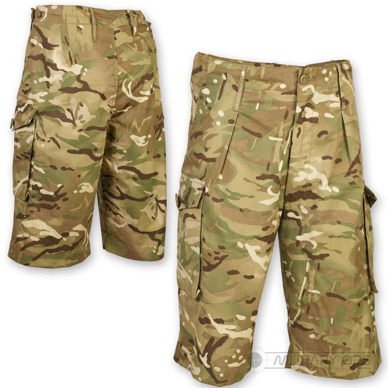 HELIKON PCS COMBAT SHIRT BRITISH ARMY MTP MULTICAM PANTS SOLDIER 95 STYLE JACKET