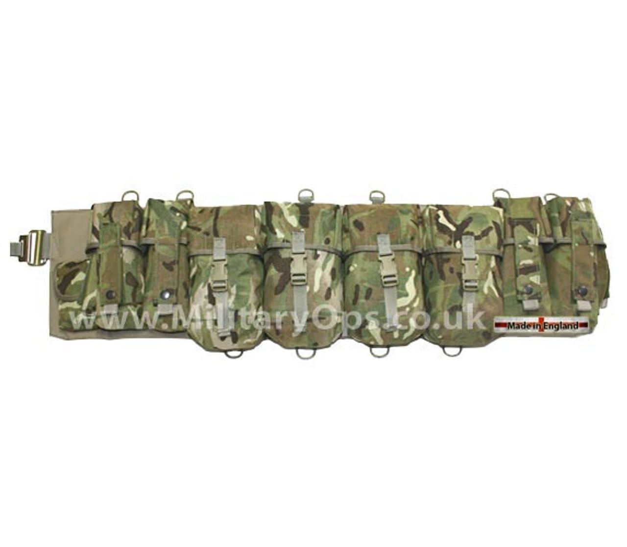 Genuine British Military MTP NEW Desert Webbing Fastener Quick Release Molle