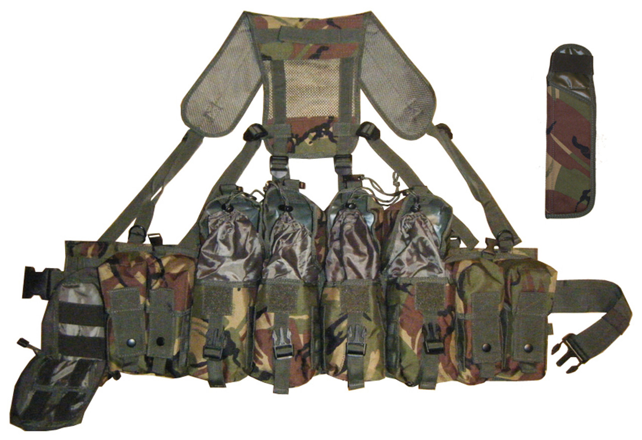 Molle Airborne Special Forces Webbing Dpm Camo