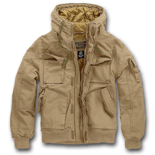 7870fa3bb9 Brandit Bronx Jacket Camel