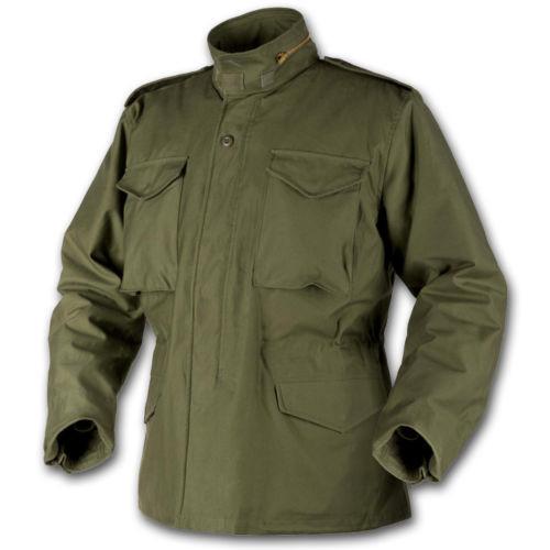 a620a49f739 Helikon-Tex M65 Field Combat Jacket Olive Green