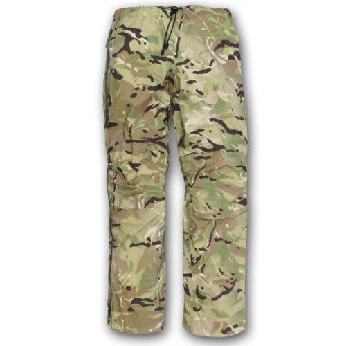0be6eb1ef49d4 New Genuine British Army Lightweight Waterproof Trousers MTP Multicam