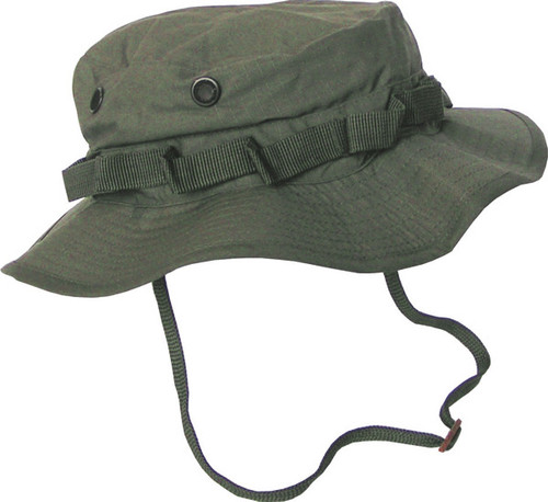 d5c2405c83f Boonie Hat - US Style Jungle Hat Olive Green
