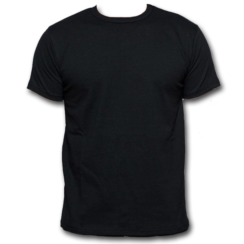 238d6764 New British Army Issue Coolmax T shirt Black