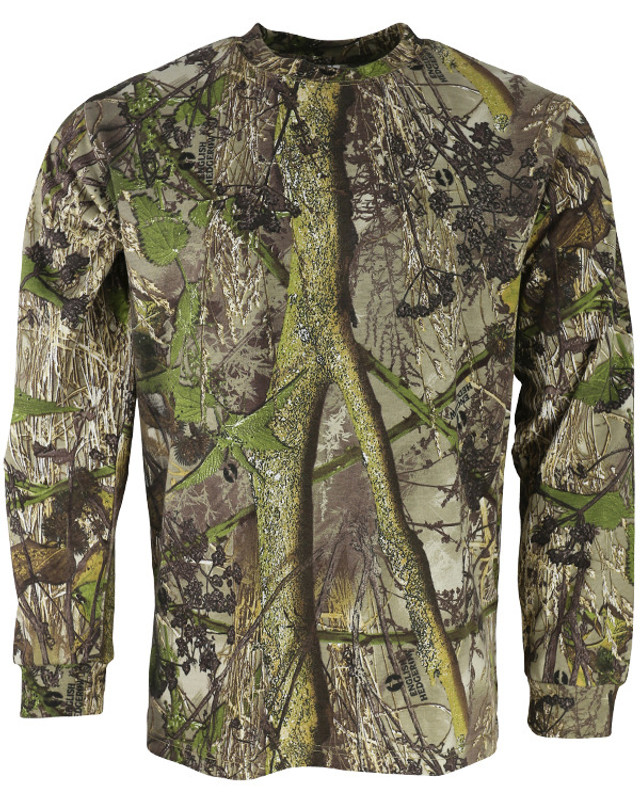 2d7521675f52c Huntsbury Hunting Long Sleeve Shirt English Hedgerow