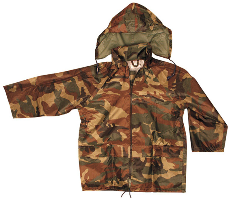 afc47c5be Kids Waterproof DPM Camo Jacket - MilitaryOps Ltd