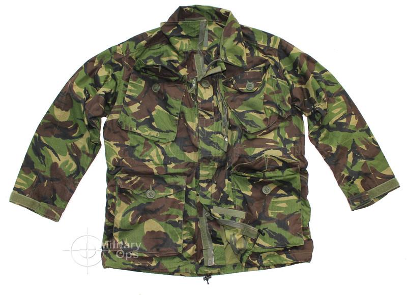 BRITISH ARMY SOLDIER 95 ISSUE JACKET GENUINE DPM CAMOUFLAGE