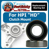 Clutch Bearing Set For HPI HD Clutch Carrier