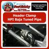 Pipe / Header Clamp Baja Tuned pipe
