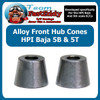 Front Hub Cone Alloy