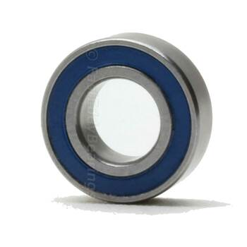 12x24x6 CERAMIC Rubber Sealed Bearing 6901-2RSC