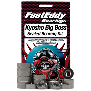 Kyosho Big Boss Sealed Bearing Kit
