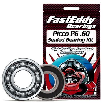 Picco P6 .60 Sealed Bearing Kit