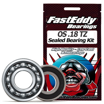 OS .18 TZ Sealed Bearing Kit
