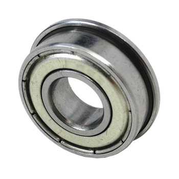 2X5X2.5 (Flanged) Metal Shielded Bearing MF52-ZZ