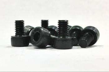 M4X6 SHCS (10 Units Socket Head Cap Screw)