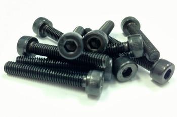 M4X25 SHCS (10 Units Socket Head Cap Screw)