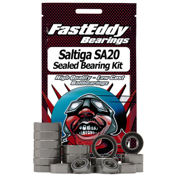 Daiwa Saltiga SA20 Angelrolle Gummi Sealed Bearing Kit