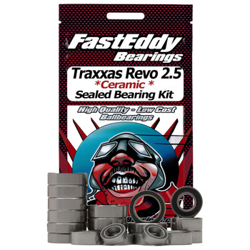 Traxxas Revo 2.5 Keramikkautschuk Sealed Bearing Kit