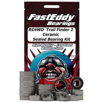 RC4WD Trail Finder 2 Ceramic Rubber Sealed Bearing Kit (Gummidichtung)