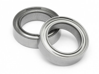10x16x4 Metal Shielded Bearing MR16104-ZZ