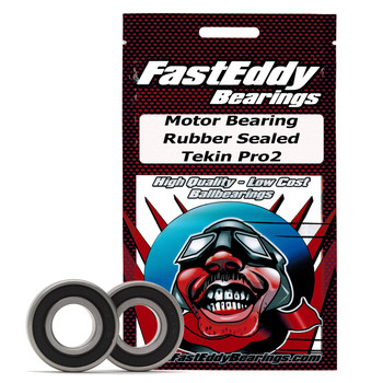 Tekin Pro2 Rubber Sealed Bearing Kit