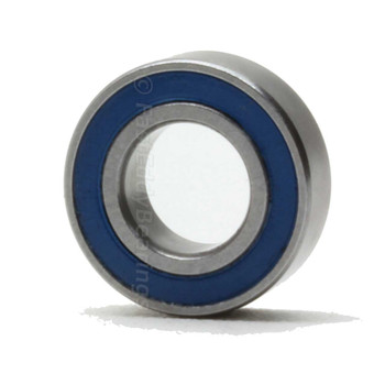 5x14x5 Ceramic Rubber Sealed Bearing 605-2RSC