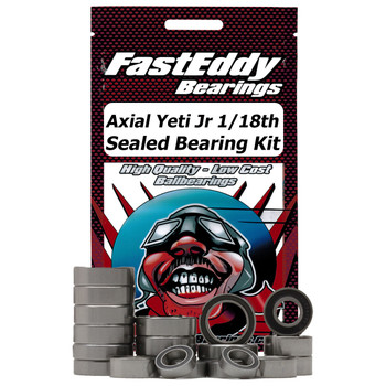 Axial Yeti Jr 1/18th Sealed Bearing Kit