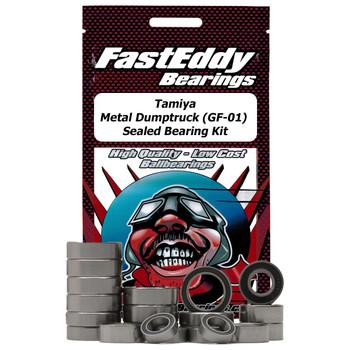 Tamiya Metalldumptruck (GF-01) Sealed Bearing Kit