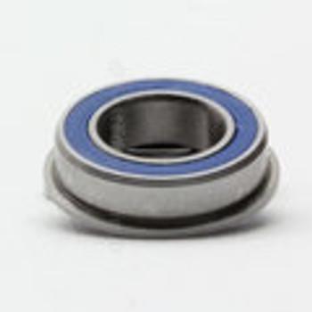 5X8X2.5 Flanged Ceramic Rubber Sealed Bearing MF85-2RSC