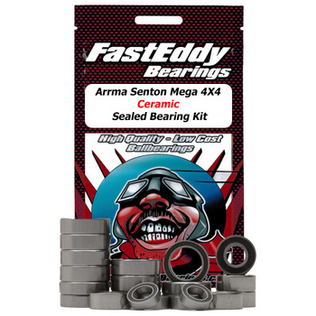 Arrma Senton Mega 4X4 Ceramic Sealed Bearing Kit