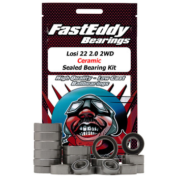 Losi 22 2.0 2WD Ceramic Sealed Bearing Kit