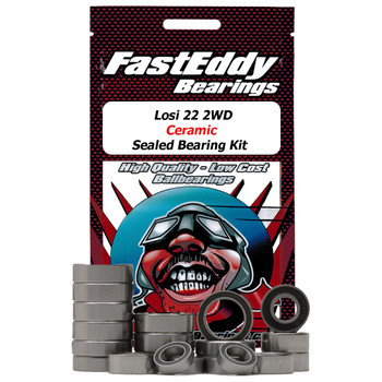 Losi 22 2WD Ceramic Sealed Bearing Kit