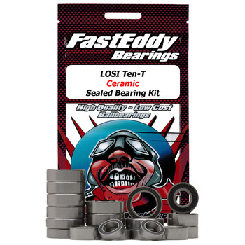 LOSI Ten-T Ceramic Sealed Bearing Kit