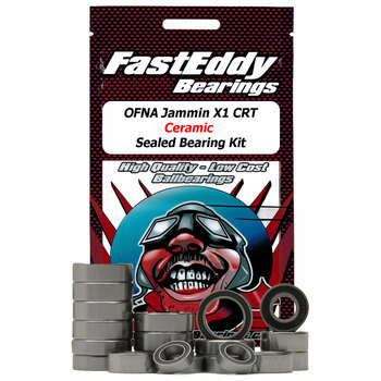 OFNA Jammin X1 CRT Ceramic Sealed Bearing Kit