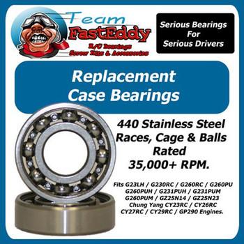 Crank Bearing Set CY/Zen Stainless Steel