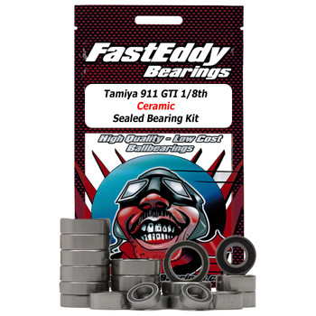 Tamiya 911 GTI 1/8th Ceramic Sealed Bearing Kit