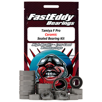 Tamiya F103LM TRF Special Chassis Ceramic Sealed Bearing Kit