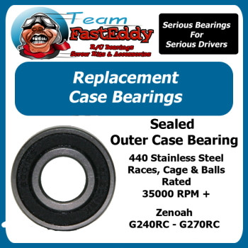 Sealed Engine Crank Bearing