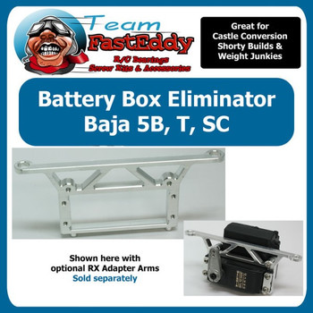 Battery Box Eliminator Baja