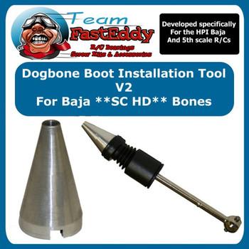 Boot install tool V2 For HD SC Bones