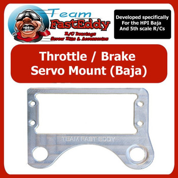 Throttle / Brake Servo Mount