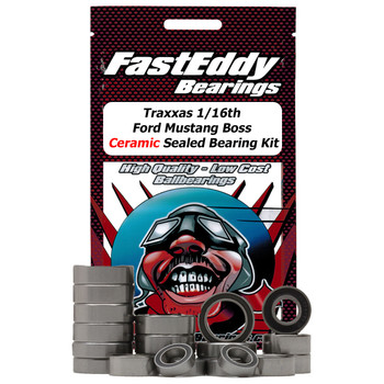 Traxxas 1/16th Ford Mustang Boss Ceramic Sealed Bearing Kit