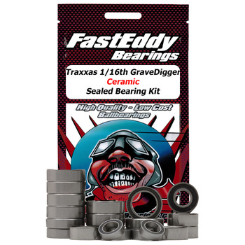 Traxxas 1/16 Grave Digger Ceramic Sealed Bearing Kit