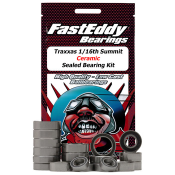 Traxxas 1/16th Summit Ceramic Sealed Bearing Kit