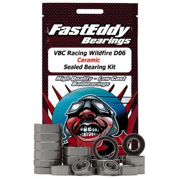 VBC Racing Wildfire D06 Ceramic Sealed Bearing Kit