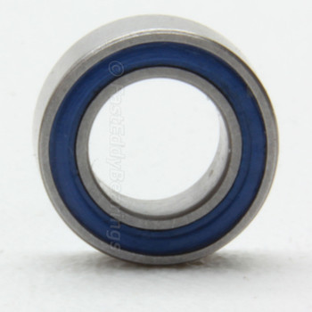 4x8x3 Ceramic Rubber Sealed Bearing MR84-2RSC
