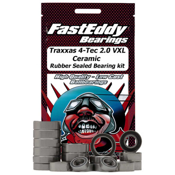Traxxas 4-Tec 2.0 VXL Ceramic Rubber Sealed Bearing kit